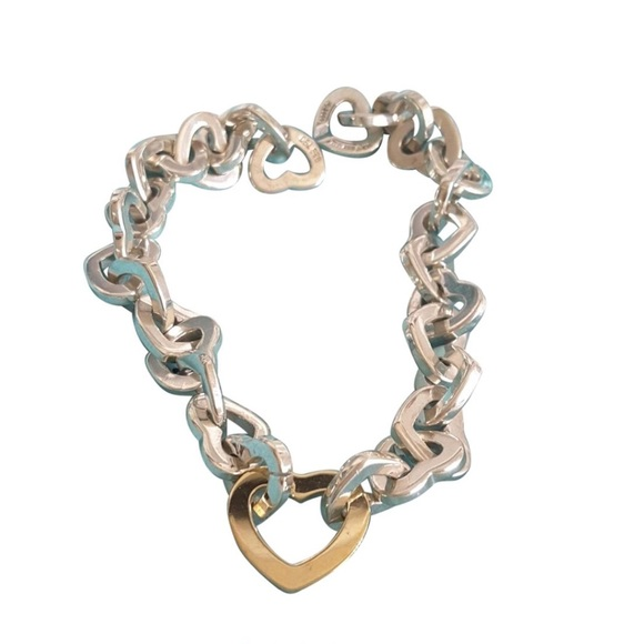 944cca083 ✨HP✨Tiffany & Co. silver and 18k gold 925 750. M_5a6503448af1c53e651216e0